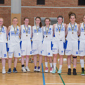 BVSA Finaltag der Basketball Damen