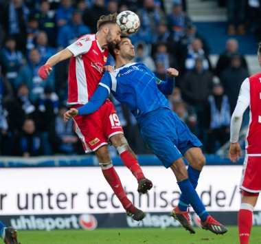 1. FC Magdeburg - 1. FC Union Berlin